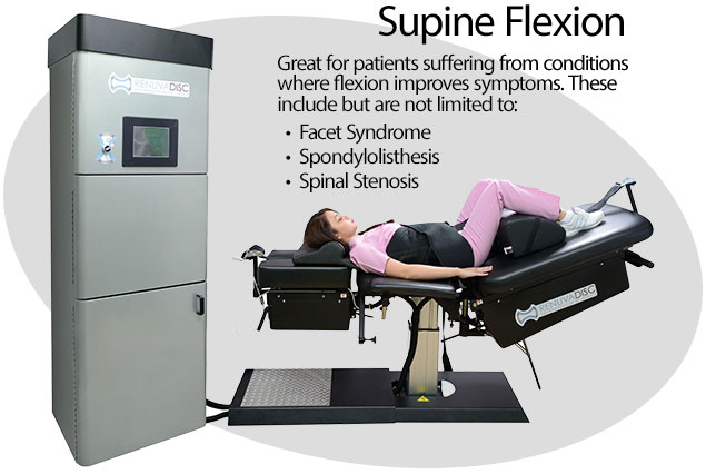 Add The Therapeutic Power Of Spinal Decompression Therapy To Your Practice  With Our Most Popular Table