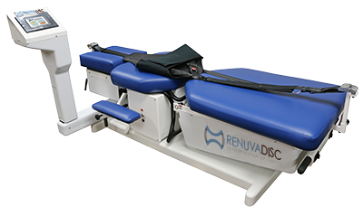 Renuvadisc Spinal Decompression Table